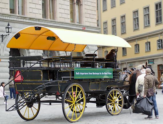 w Sztokholmie