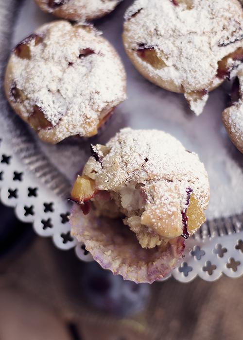 przepis na muffinki