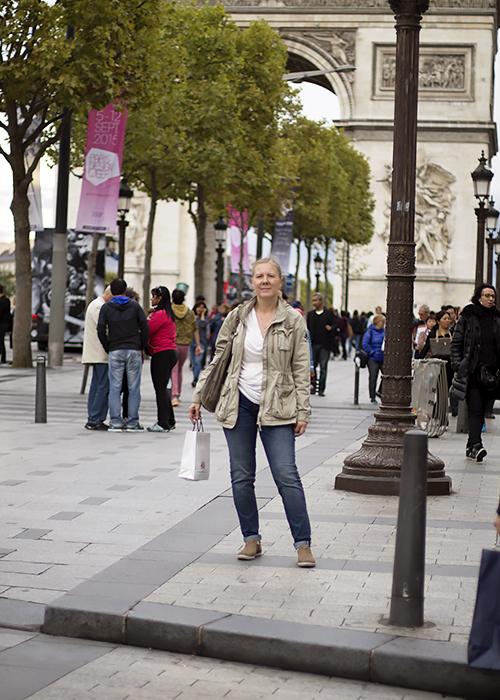 w Paryżu