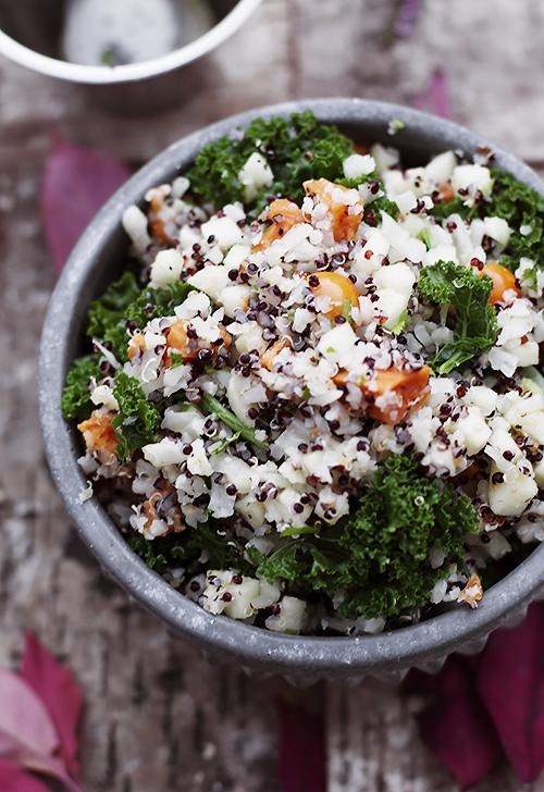 przepis quinoa