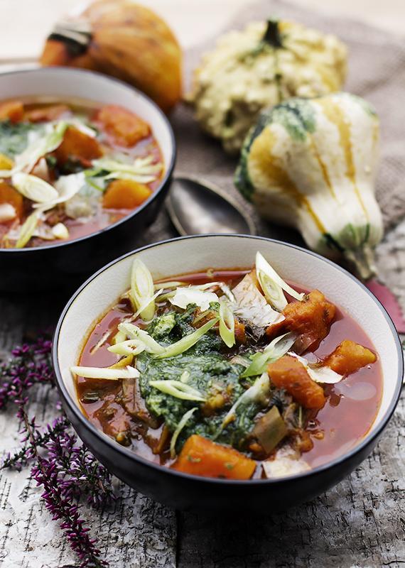zupa z dyni przepis codojedzenia blog kulinarny