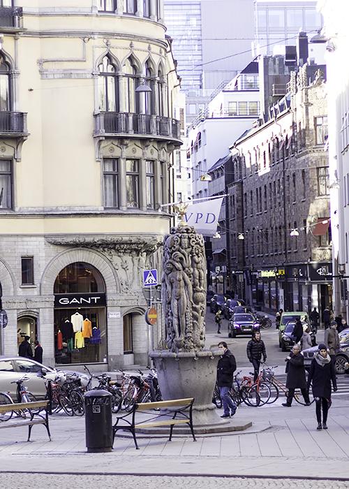 Szokholm ulica