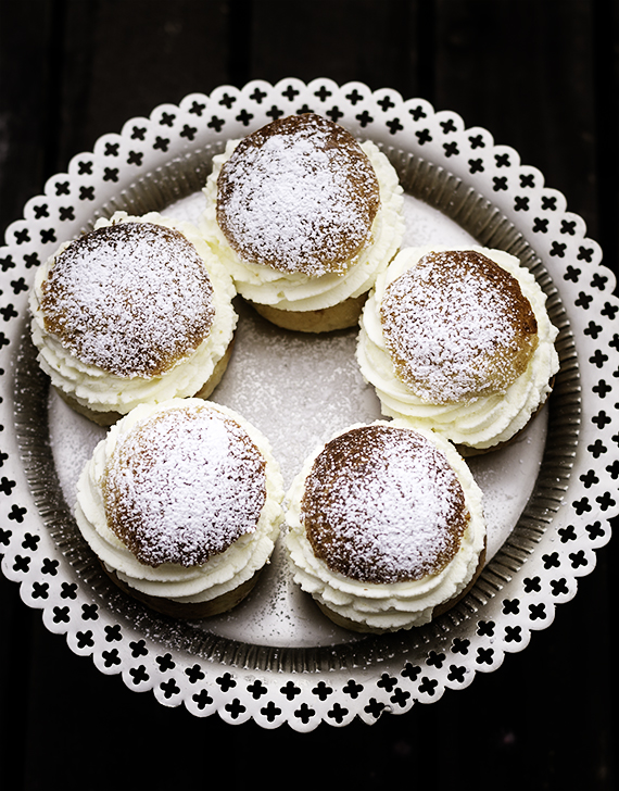 semla kuchnia szwedzka