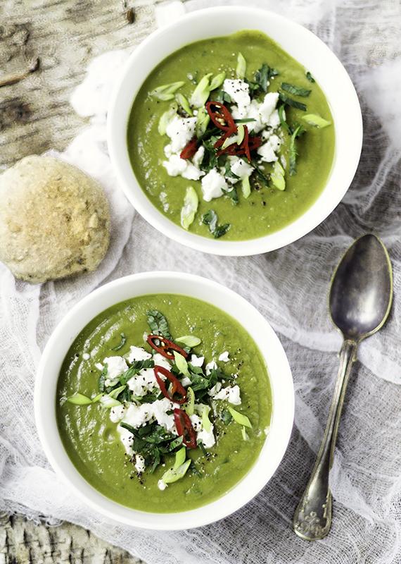 jak zaoszczędzić na jedzeniu zupa krem brokułowa