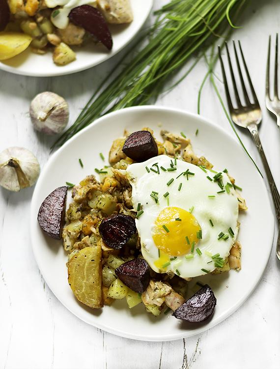 obiad szwedzki pytt i panna
