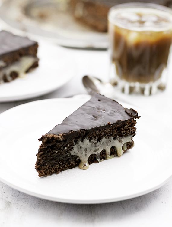 czekoladowy tort przepis