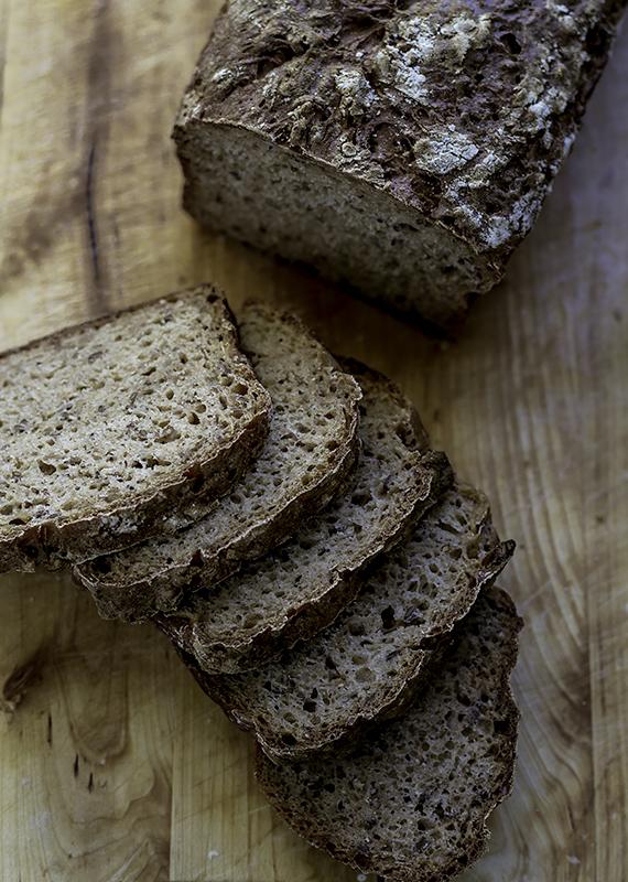chleb żytni przepis