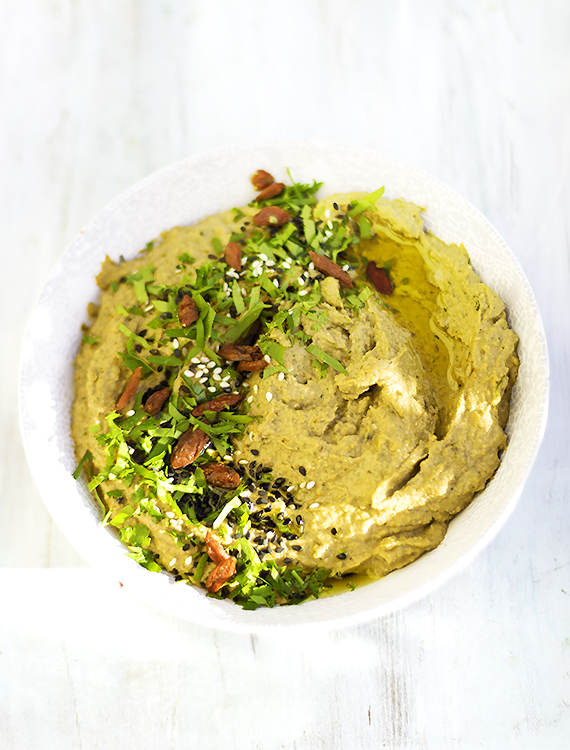 hummus z batatów1
