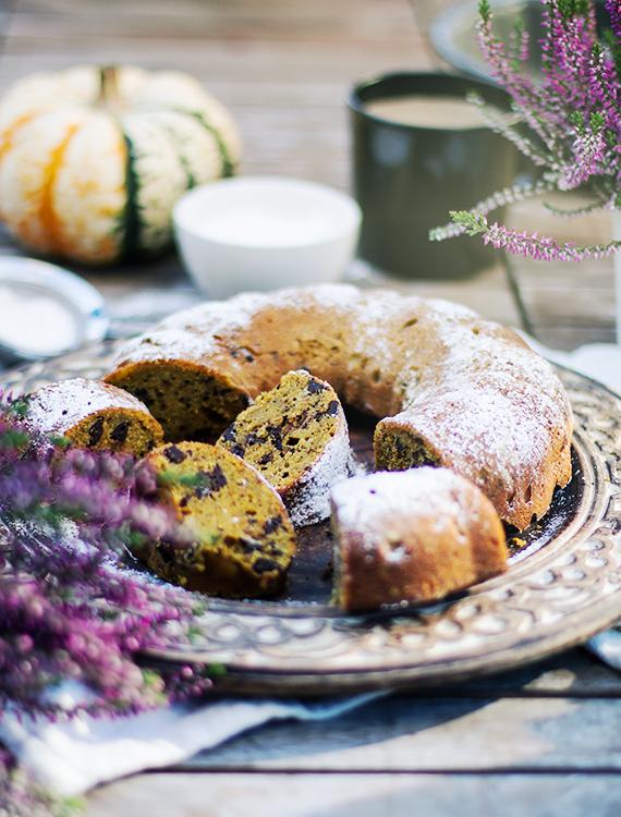 wypieki z dyni blog kulinarny codojedzenia