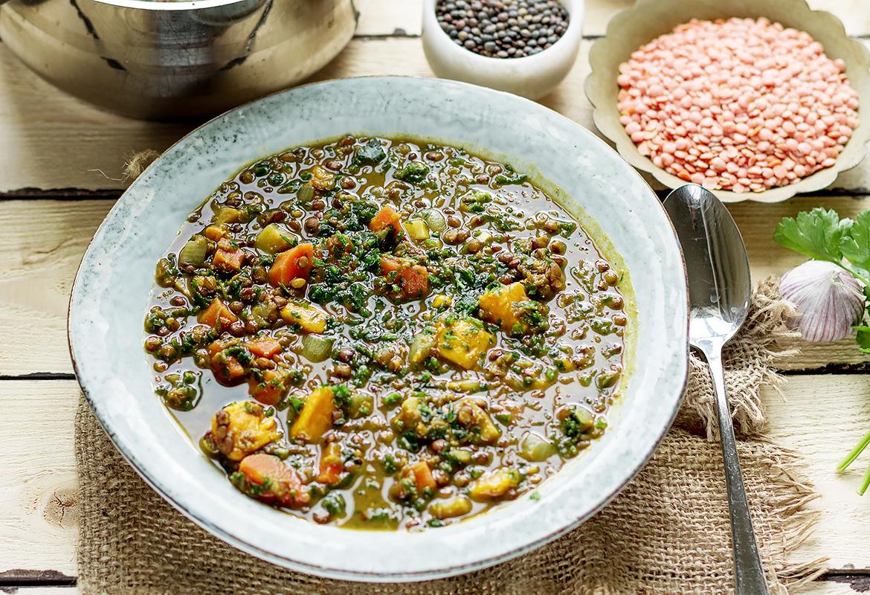 zupa z soczewica