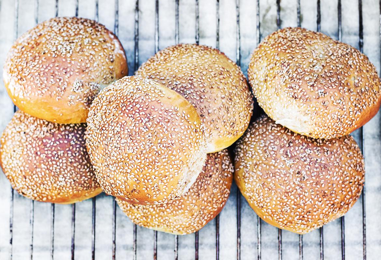 sezamowe brioszki bułki hamburgerowe codojedzenia