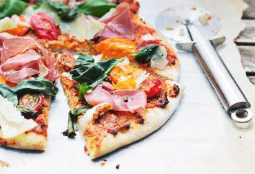 pizza z romesco