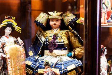 japonskie lalki