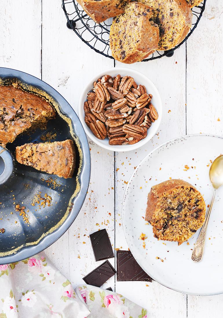 ciasto dyniowe z pekan