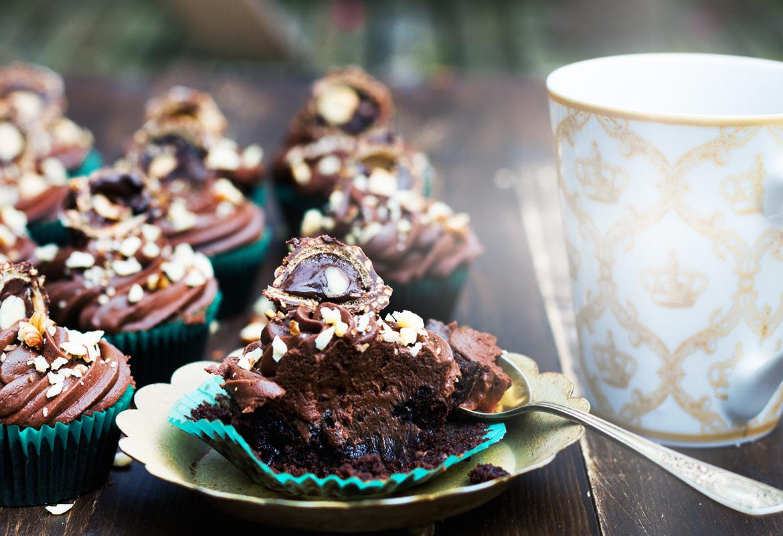 muffinki z kremem