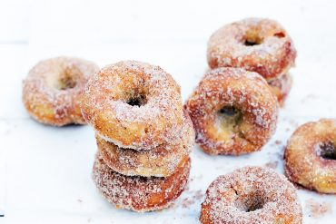 pieczone donuty_przepis