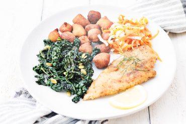 ryba na obiad na środę