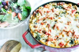 przepis na szarpane lasagne