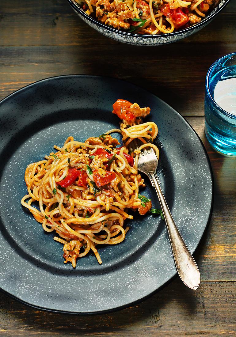 spaghetti z kurczakiem_1