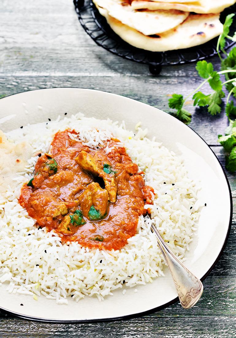 curry butter chicken przepisy codojedzenia blog kulinarny