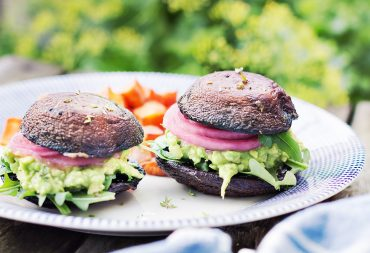 portabello burgery wegetariańskie