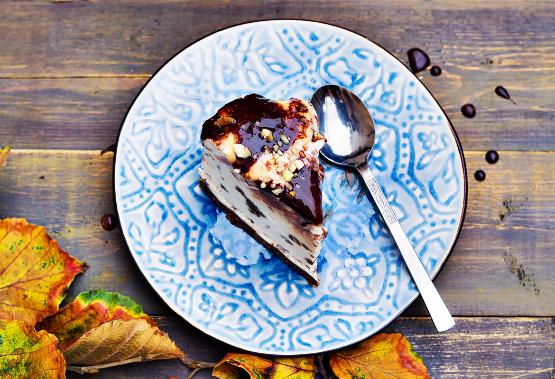 tort lodowu cheesecake