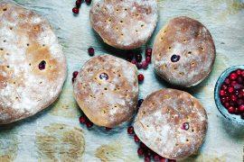 chleb z borowka