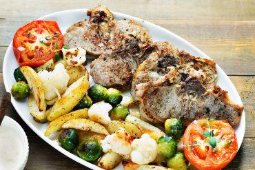kotlety z jagnięciny na świąteczny obiad