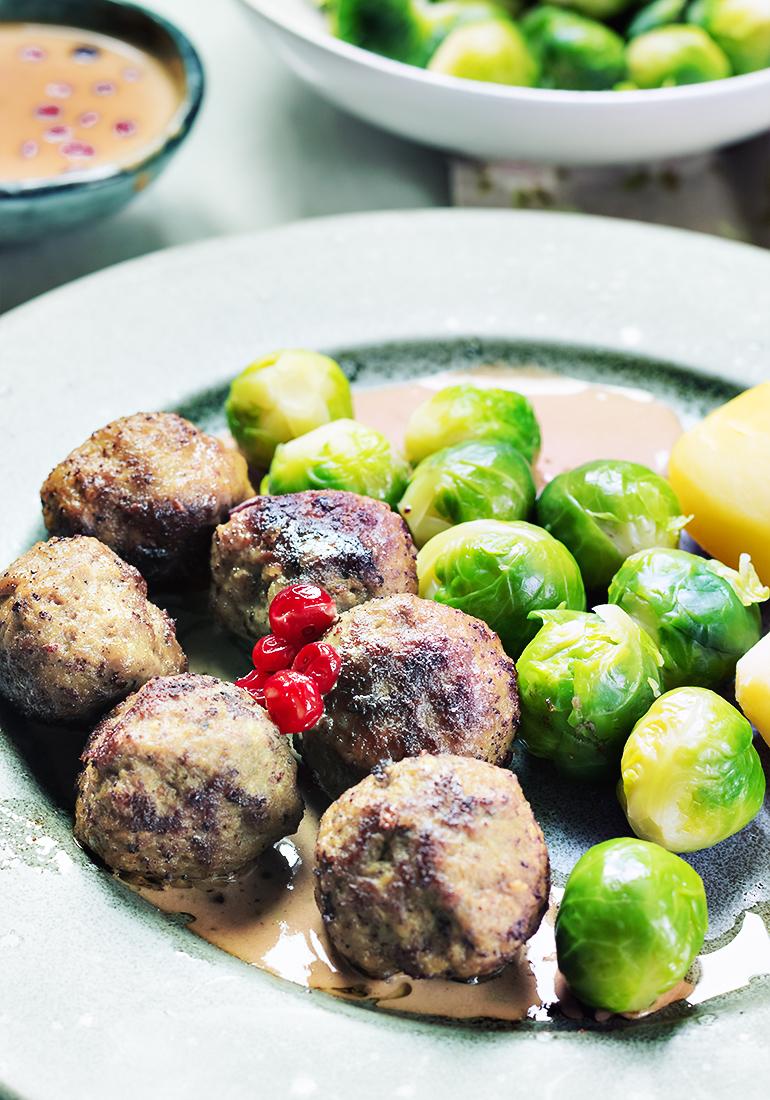kuchnia szwedzka klopsiki