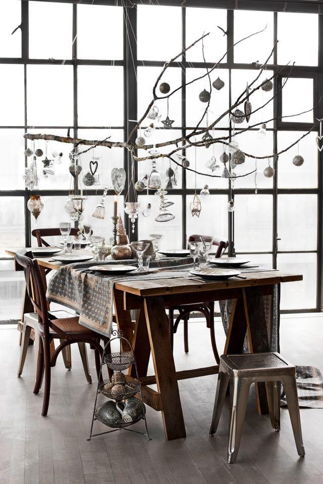 świątczny stół