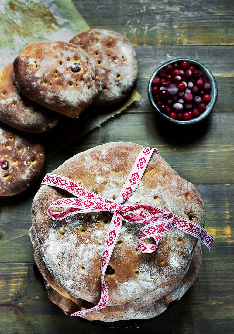 szwedzki chleb świąteczny