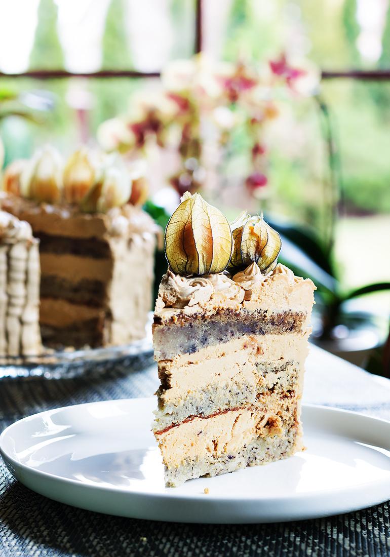 tort bananowy przepis