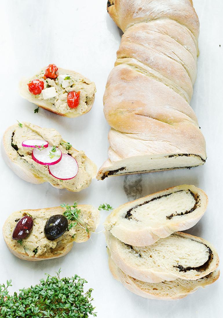 chleb oliwkowy_przepis_1