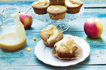 muffinki jablkowe