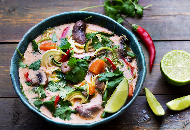 thai zupa