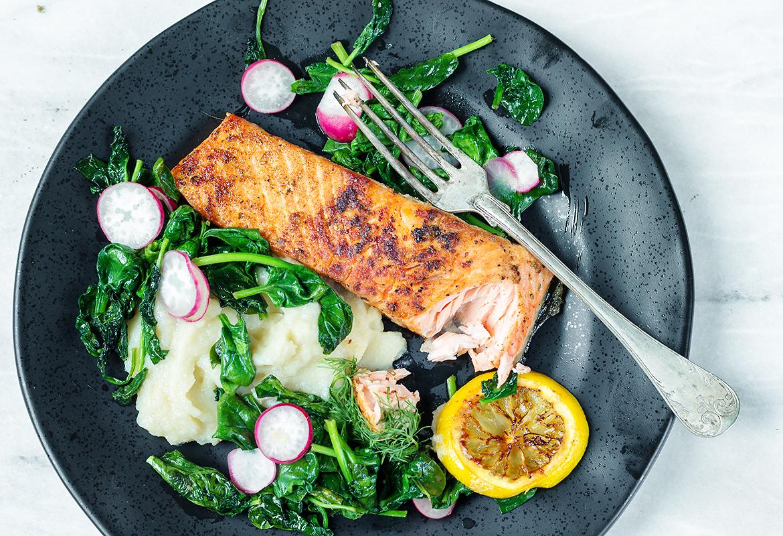 ryba na obiad