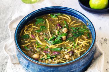 perska zupa noworoczna