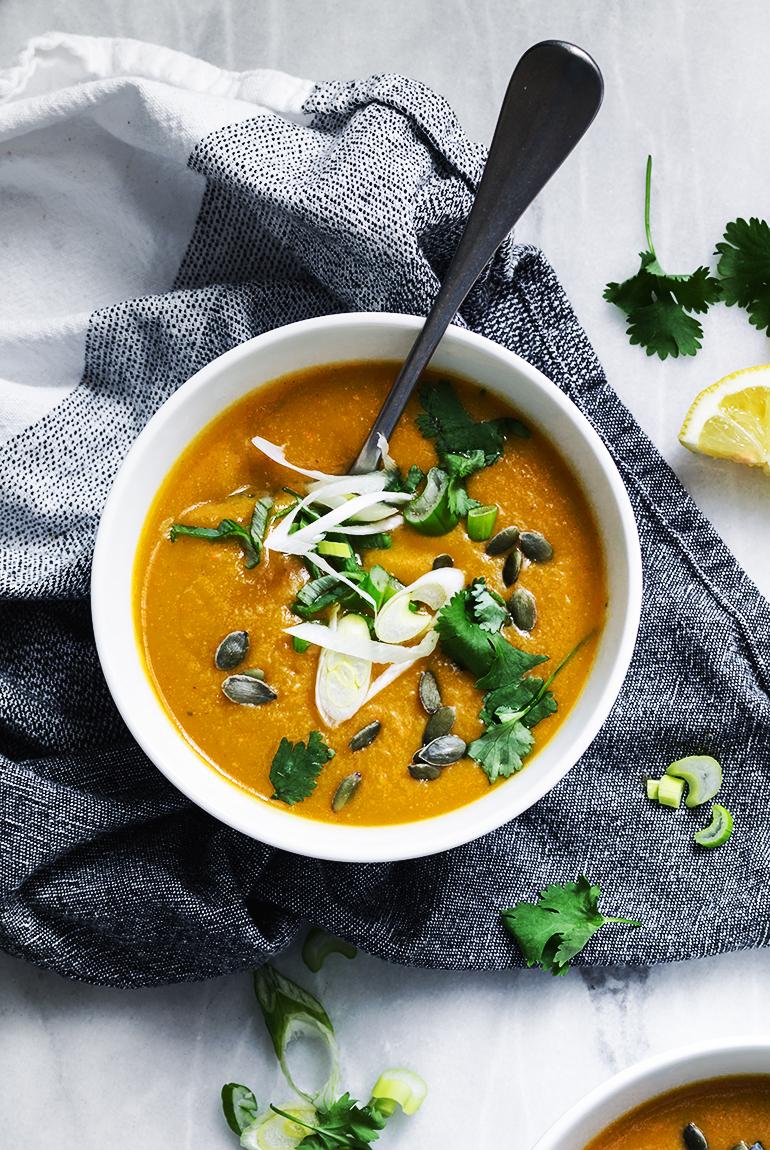 garam masala zupa przepis