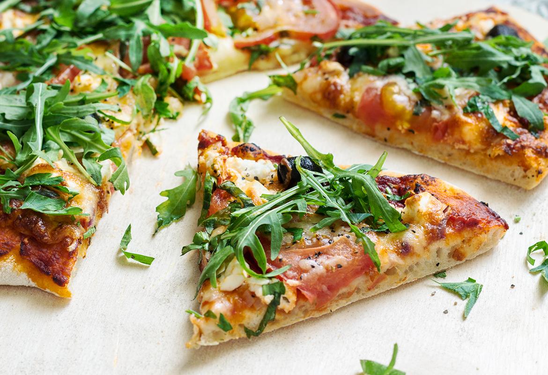 pizza z pesto