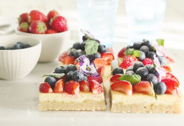 ciasto krucha krajanka cytrynowa