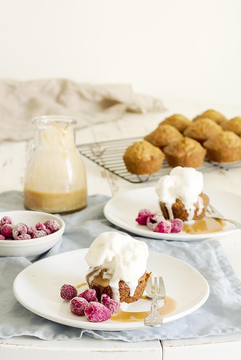 muffiny marchewkowe przepis