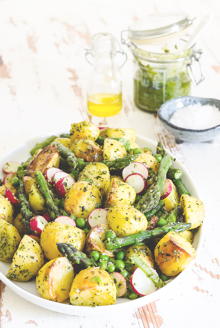 warzywna sałatka do grilla