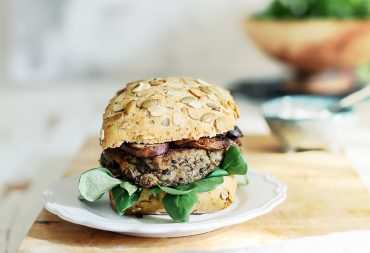 warzywne burgery na obiad
