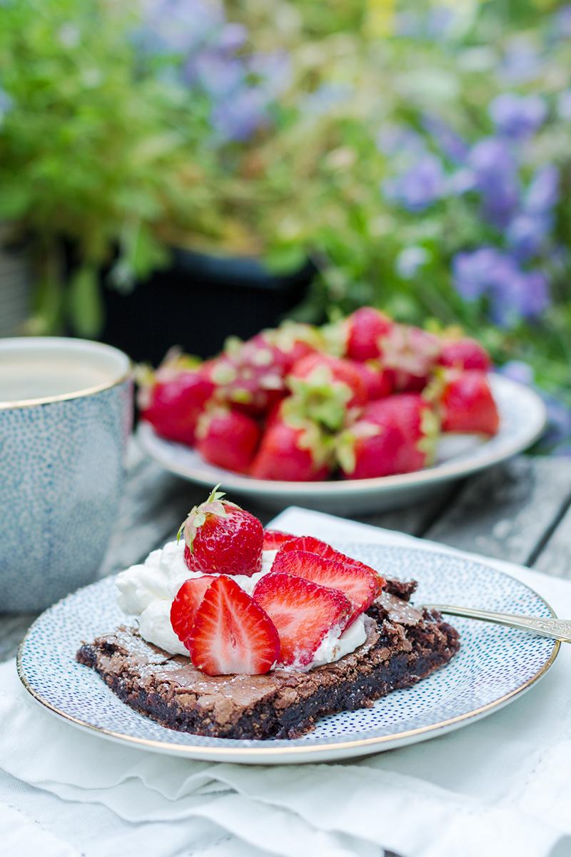ciasto czekoladowe kladdkaka