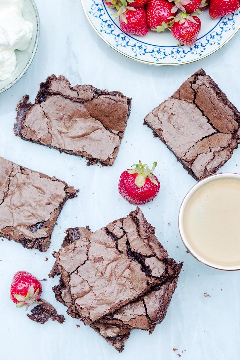 czekoladowe ciasto na niedzielę
