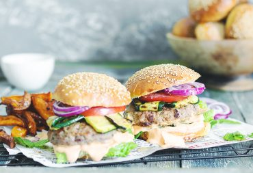 marokańskie burgery na obiad