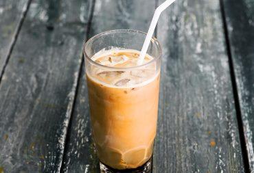 mrożona kawa przepis