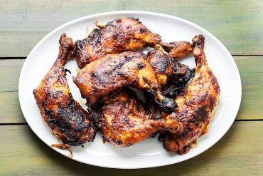 udka z kurczaka marynowane