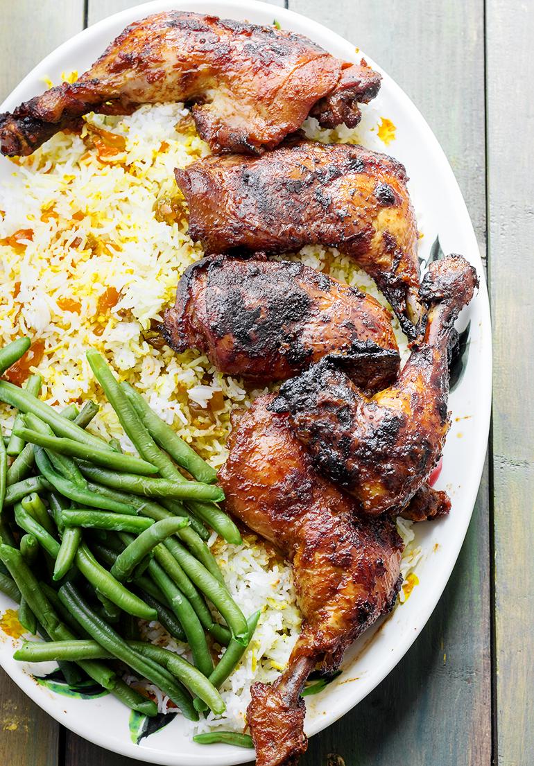 ska z kurczaka marynowane