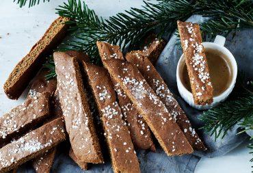 korzenne ciastka szwedzkie